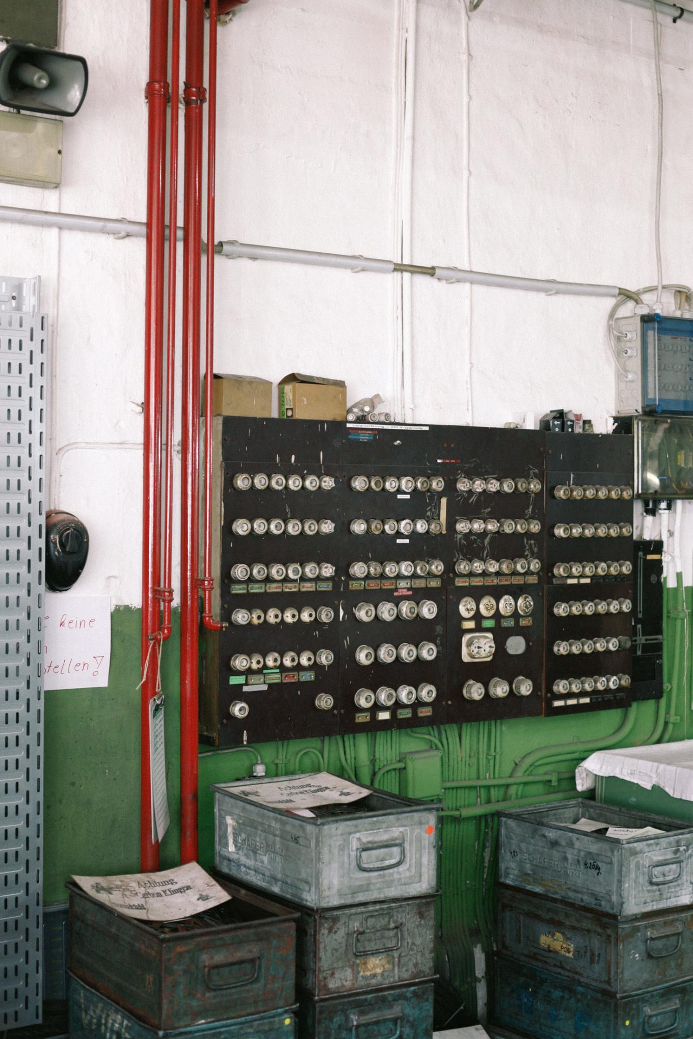 Windmühlenmesser Fabrik 3