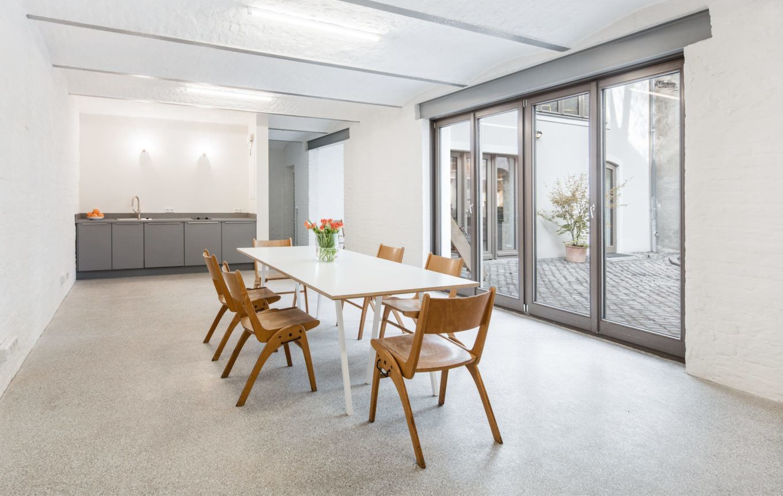 Studio Meetingraum & Küche