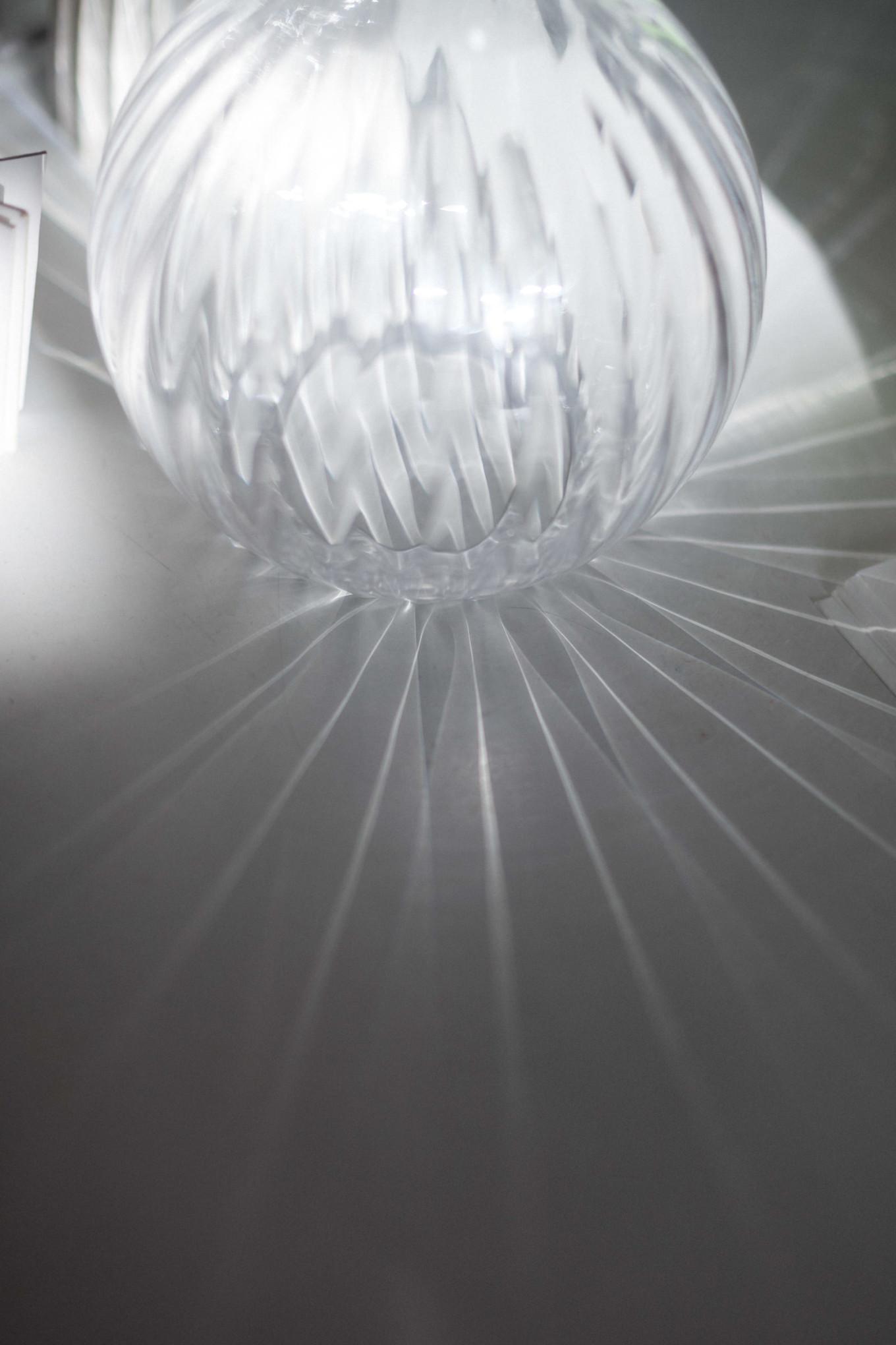 Glas Sonnenstrahl