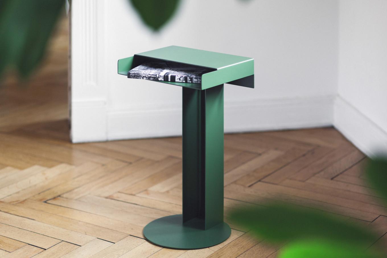 Tisch Meta von New Tendency