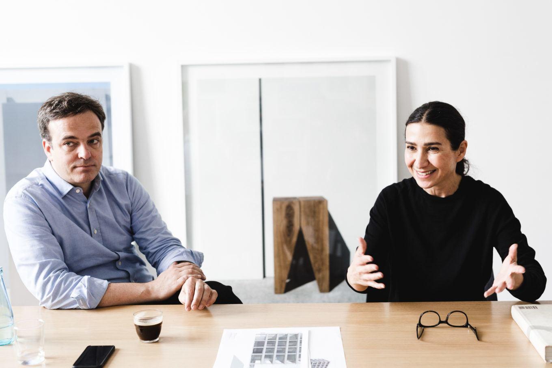 Interview mit Philipp Nainzer und Farah Ebrahimi