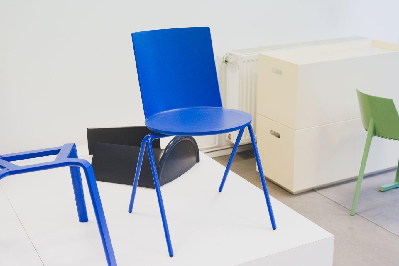 Geckeler Michels Blau