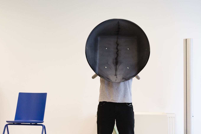 Geckeler Michels Stuhl Tisch