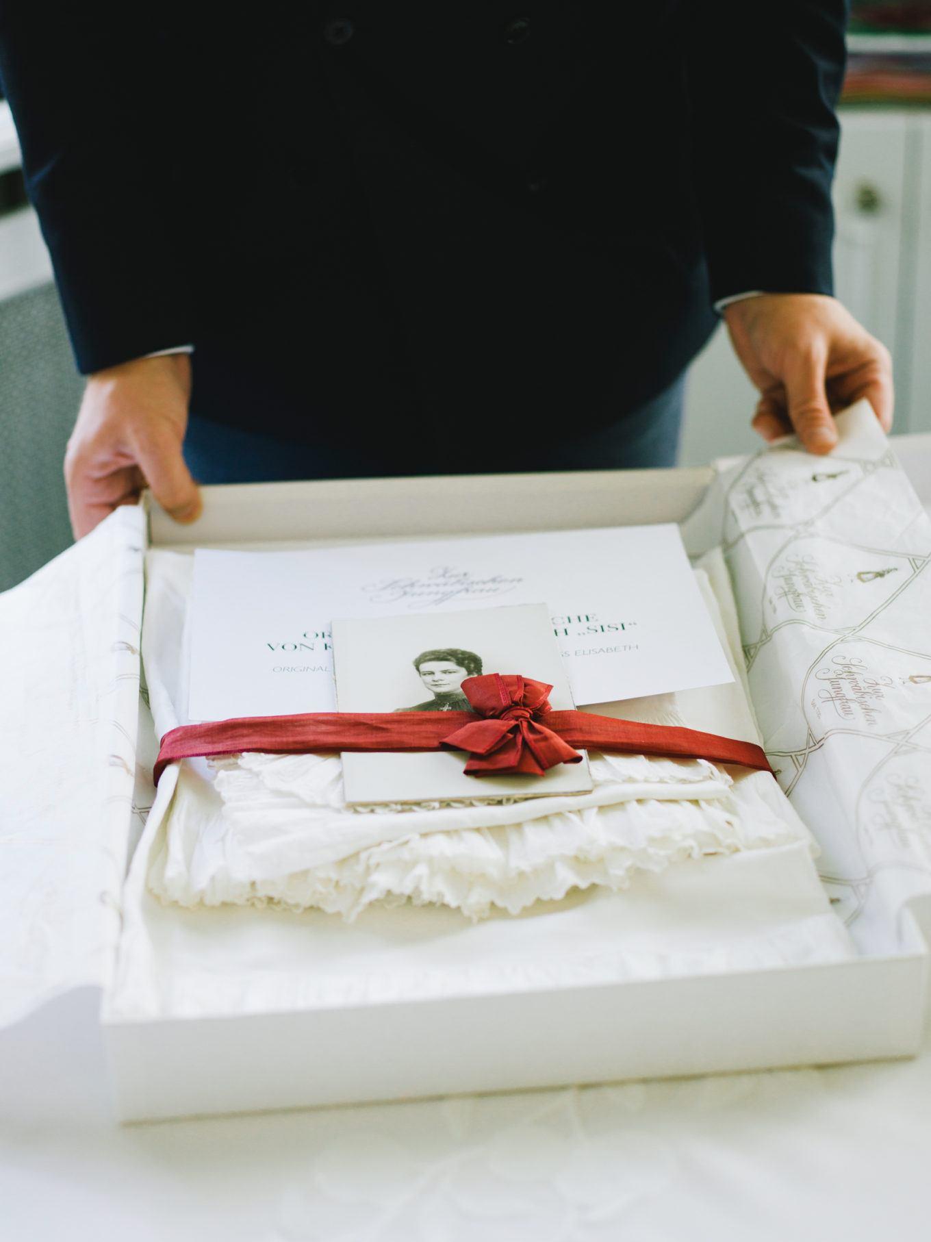 Zur Schwäbischen Jungfrau Verpackung