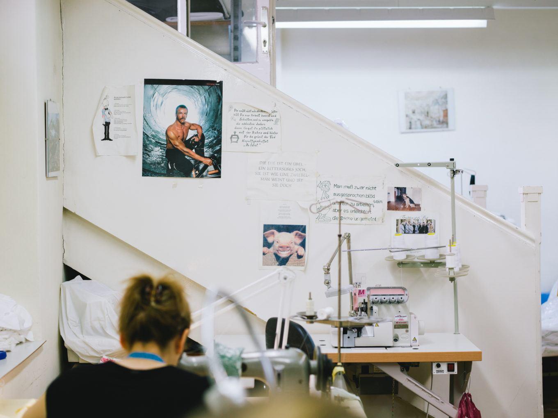 Zur Schwäbischen Jungfrau Werkstatt
