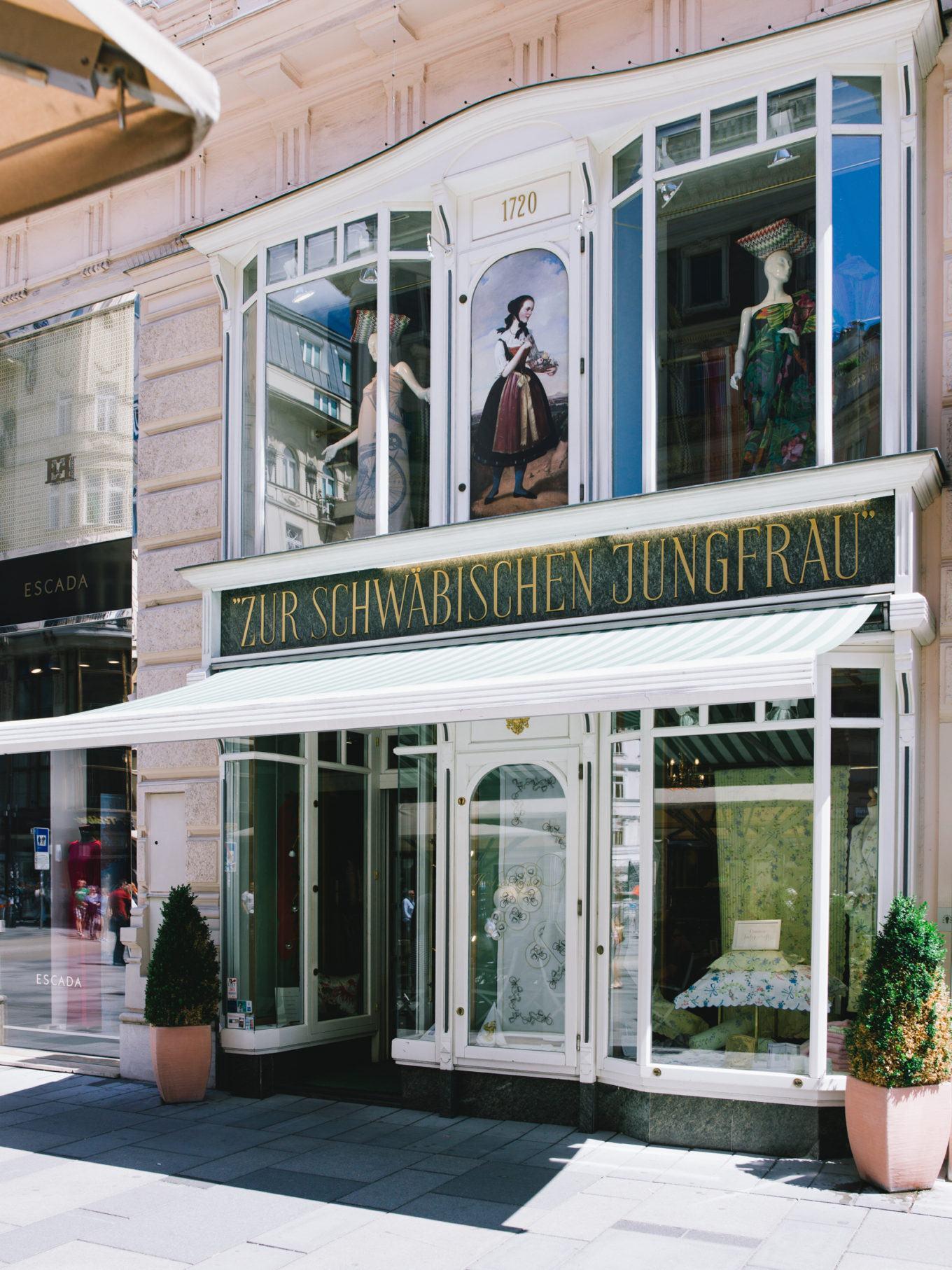 Zur Schwäbischen Jungfrau Laden