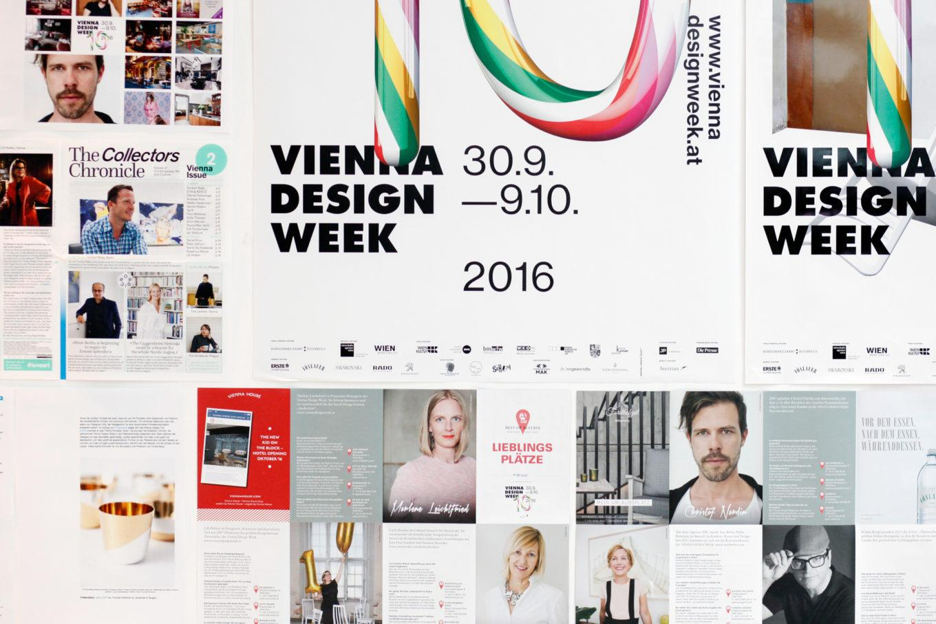 Vienna Design Week Pinnwand