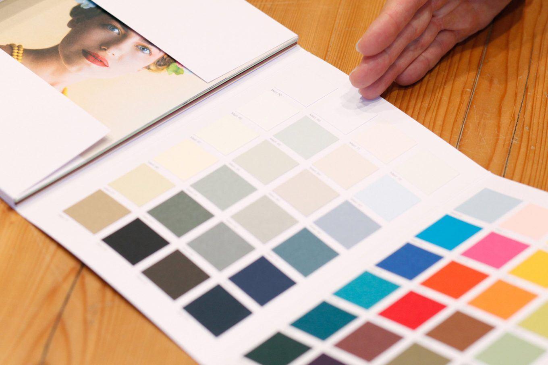 Gmund Farbsystem