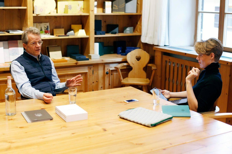 Florian Kohler Interview