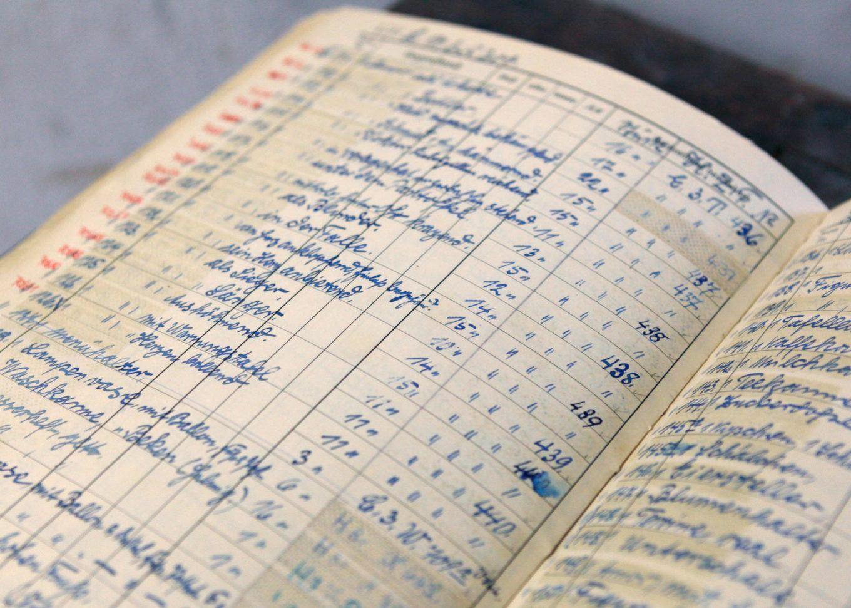 Meissen Porzellan Archiv Buch